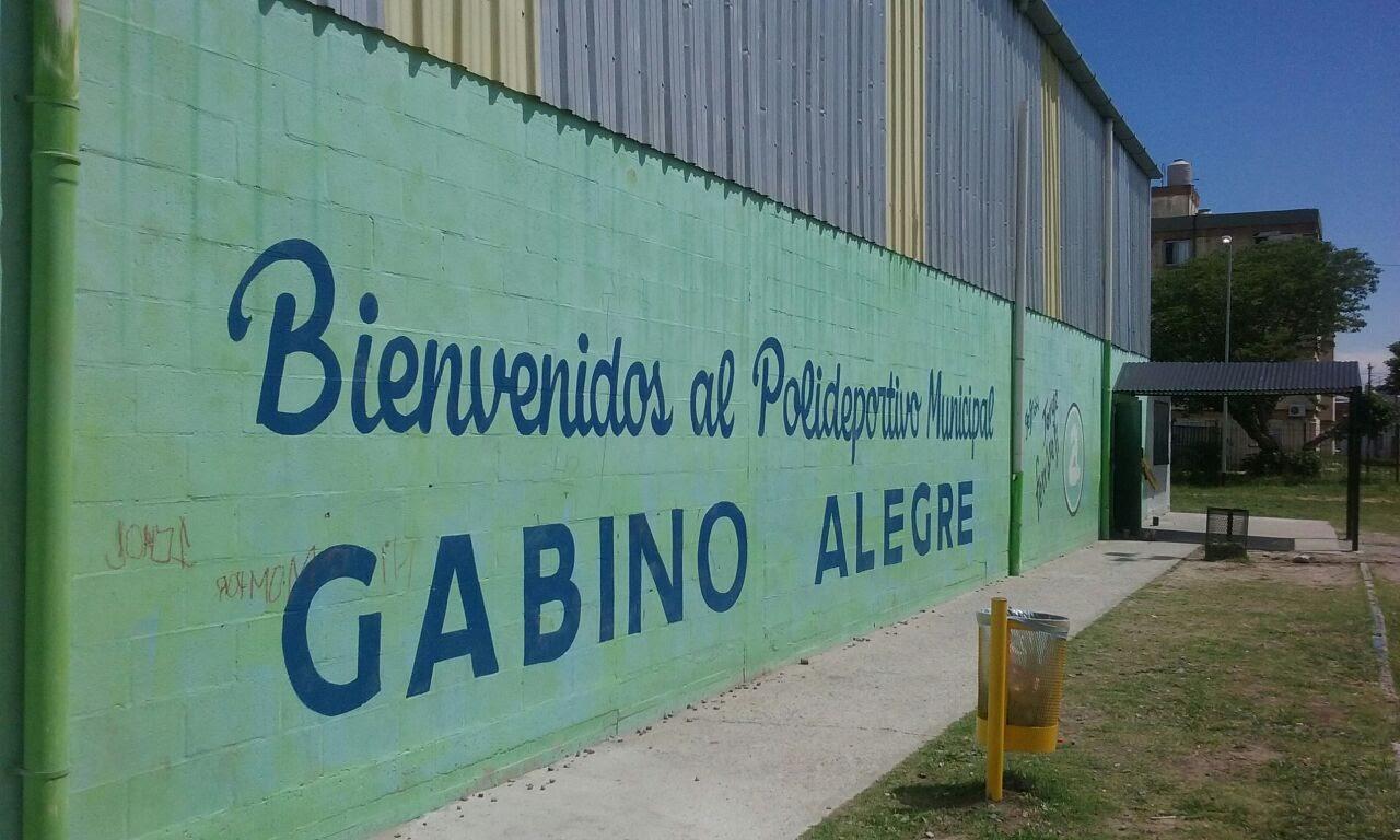 Punto cultural N° 11 Polideportivo Gabino Alegre - Punto Cultural 2016 N° 11 Polideportivo Gabino Alegre