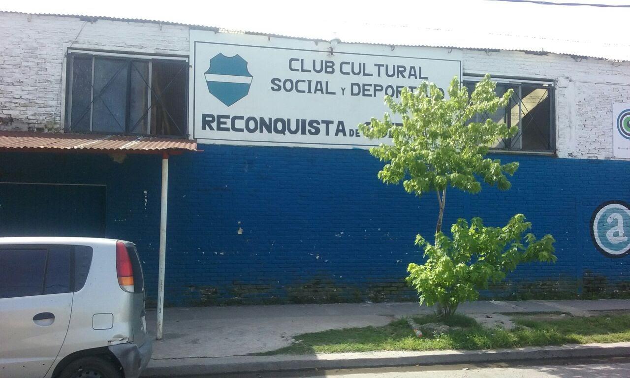 Reconquista de Suipacha - Punto de Cultural 2016  N° 10 en el Club Reconquista de Suipacha