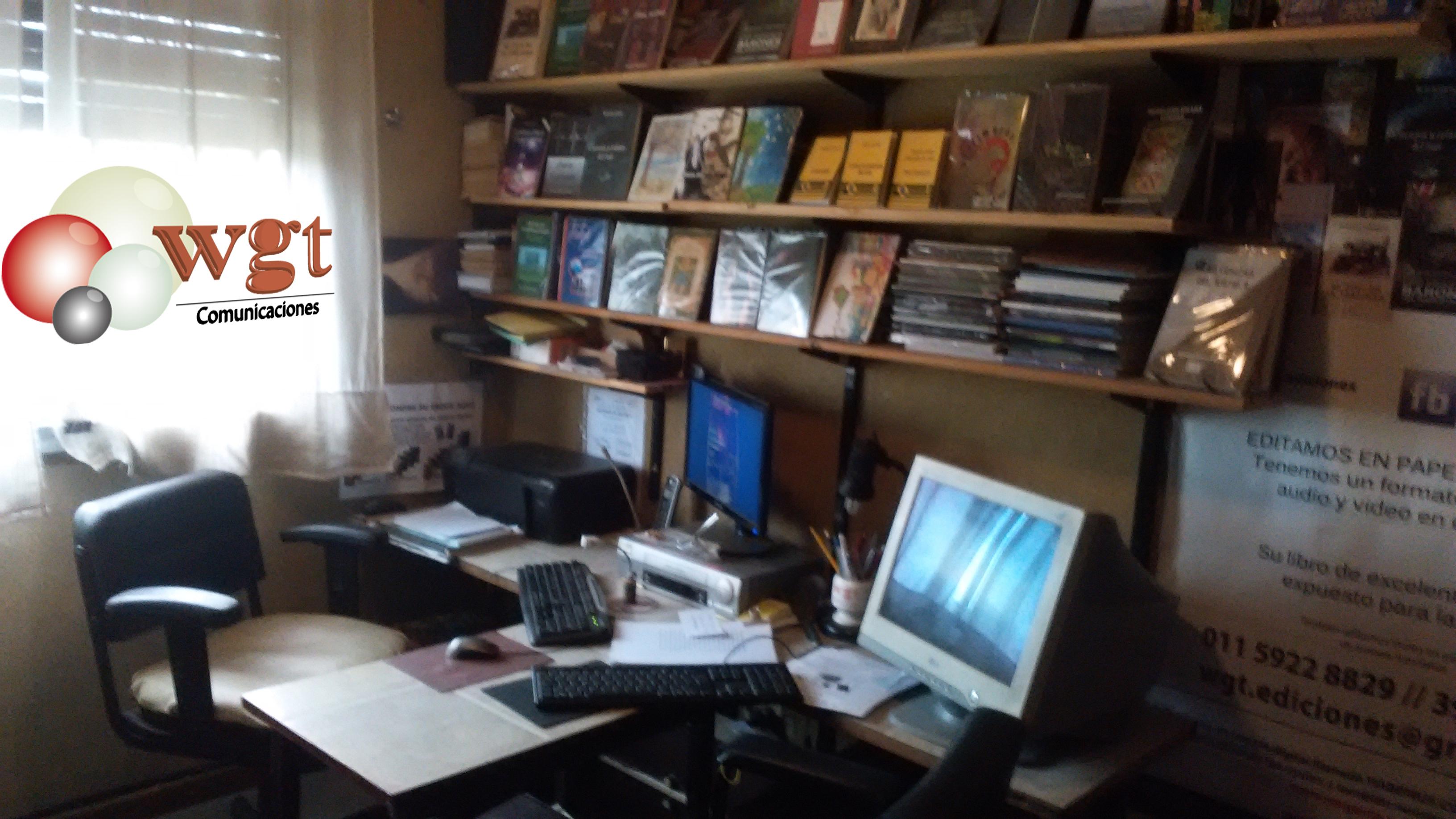 Oficina - WGT Ediciones