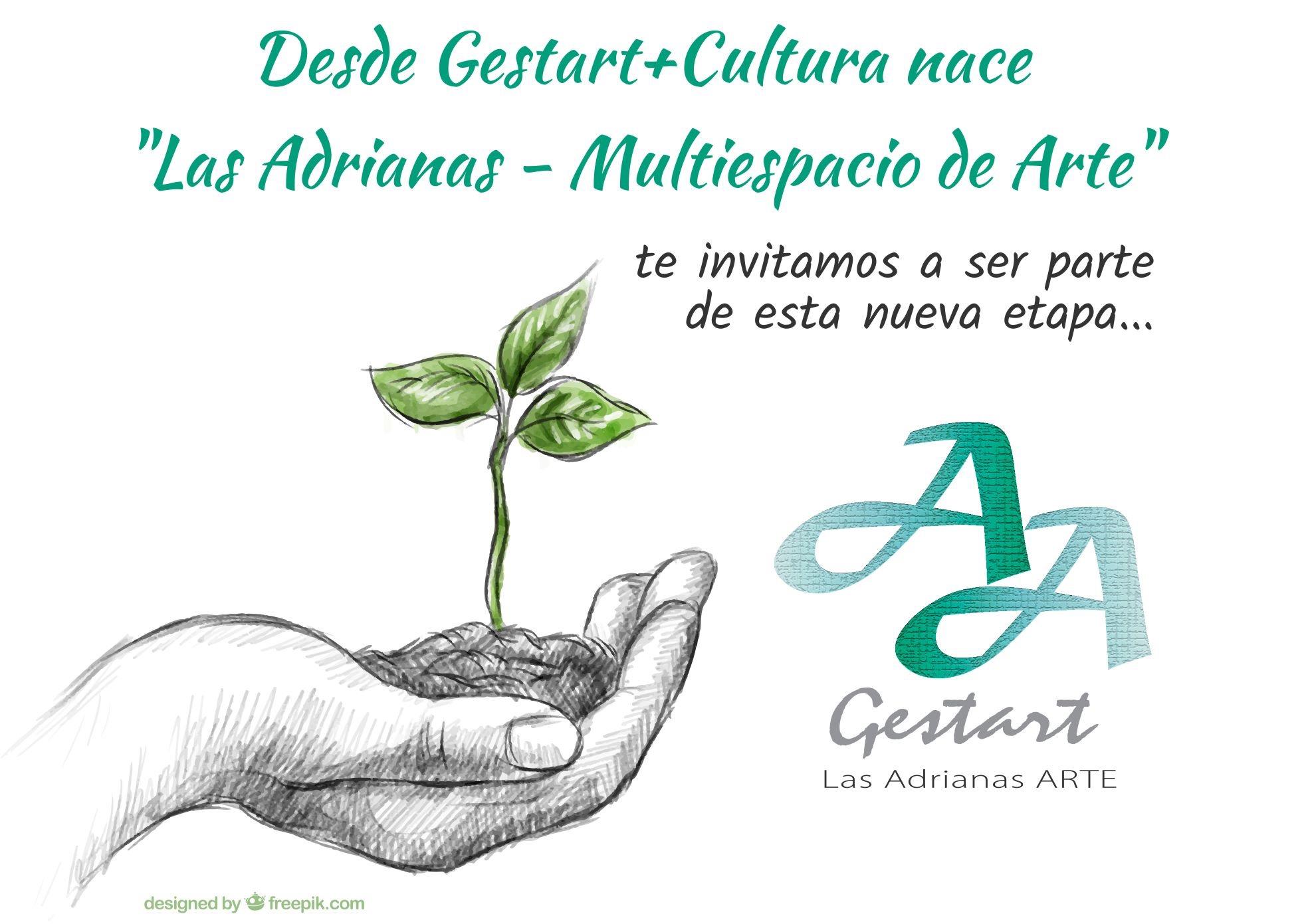 Logo - Atelier Gestart + Cultura