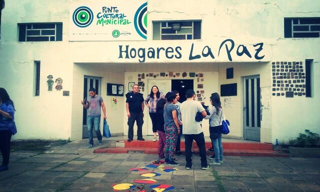 Punto cultural N° 15 en Centro cultural Hogares La Paz  - Punto Cultural 2016 N° 15 en Centro Cultural Hogares La Paz