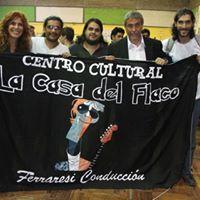 Centro cultural La casa del flaco - Punto Cultural 2016 N° 16 en Centro Cultural La Casa del Flaco