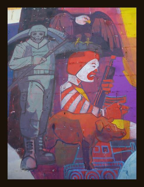 Mural Palestina 3 - Mural Palestina, Latinoamérica Te Abraza