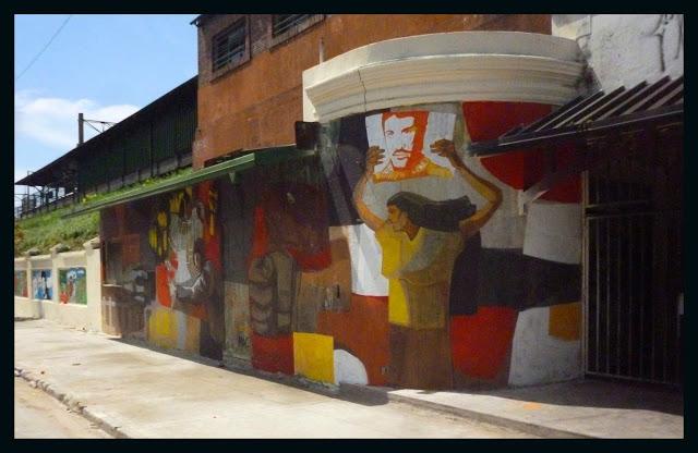 Mural Mariano Ferreyra - Mural en conmemoración al militante popular Mariano Ferreyra