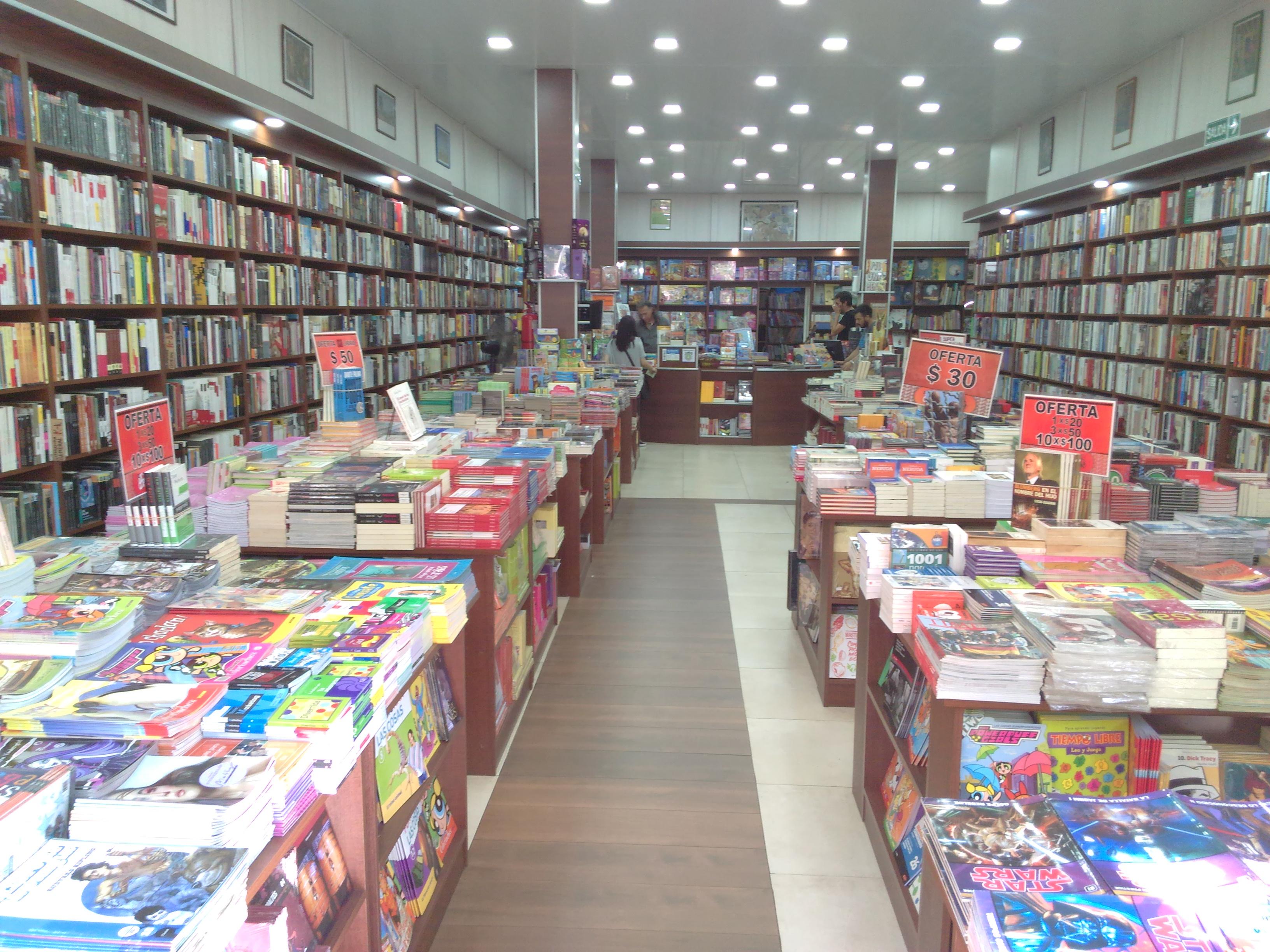 El Aleph 4 - Feria del Libro de El Aleph Sucursal Avellaneda
