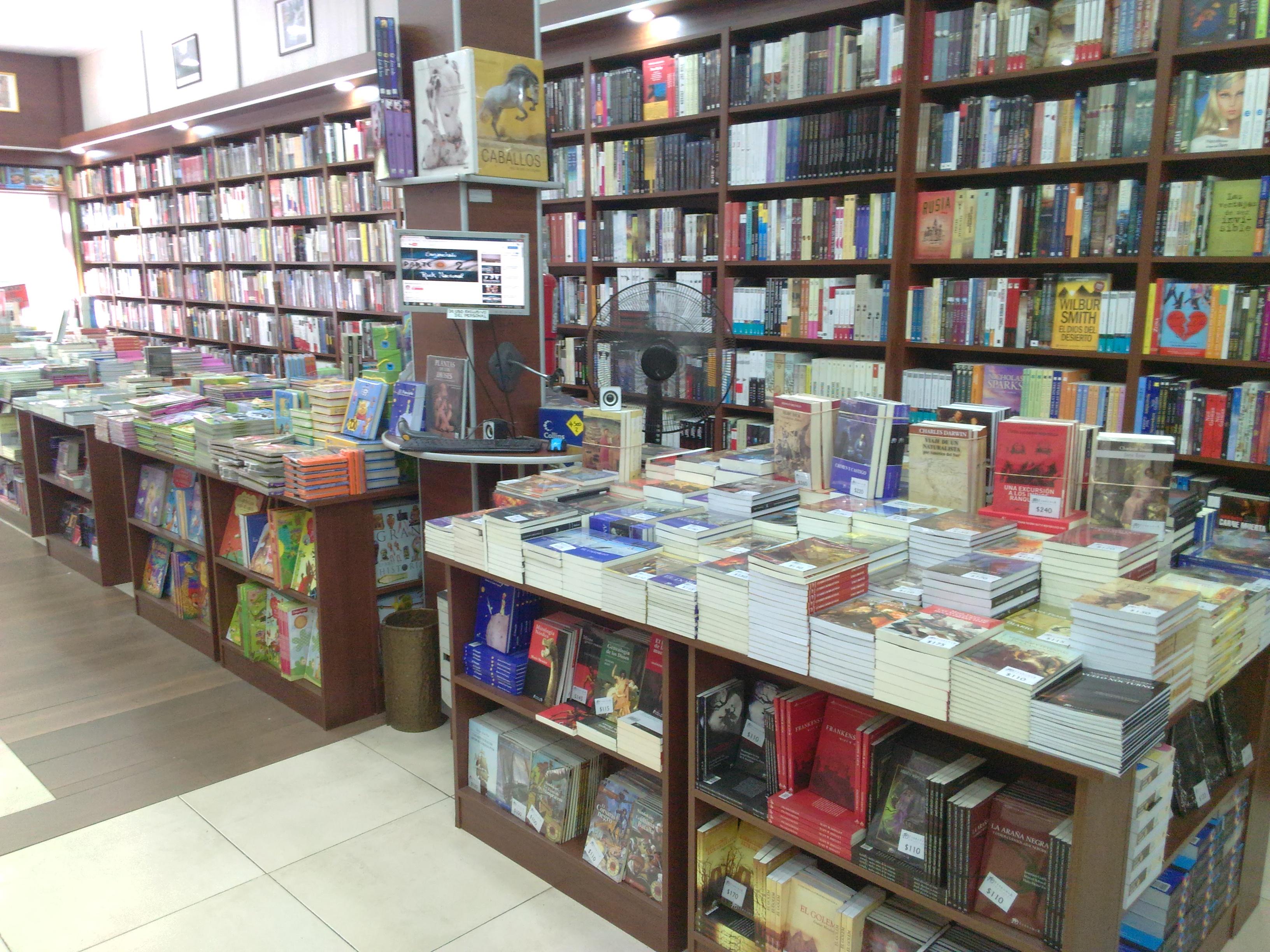 El Aleph 5 - Feria del Libro de El Aleph Sucursal Avellaneda