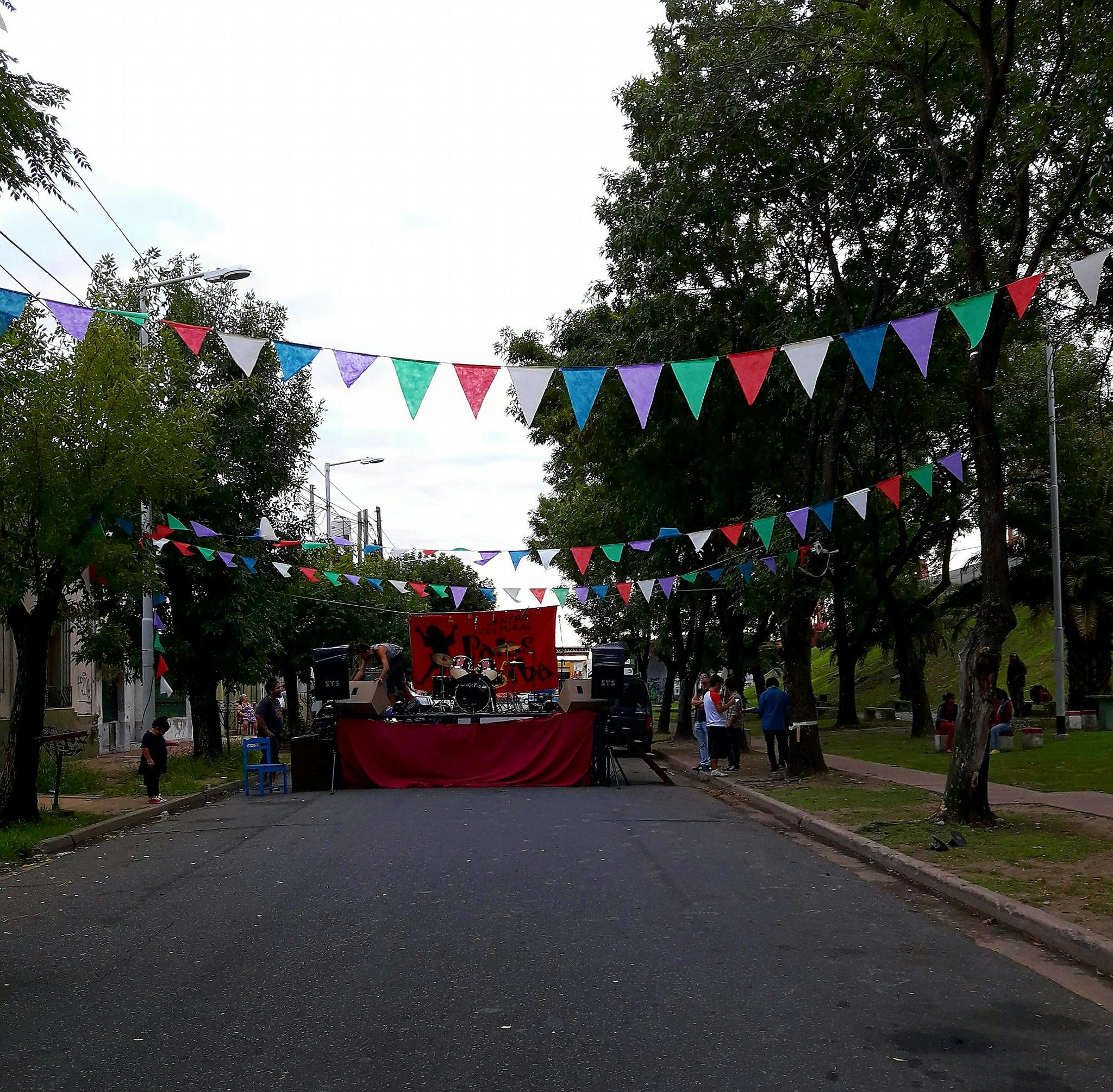 Corso Patas Arriba 3 - Corso realizado por el Centro Cultural Patas Arriba