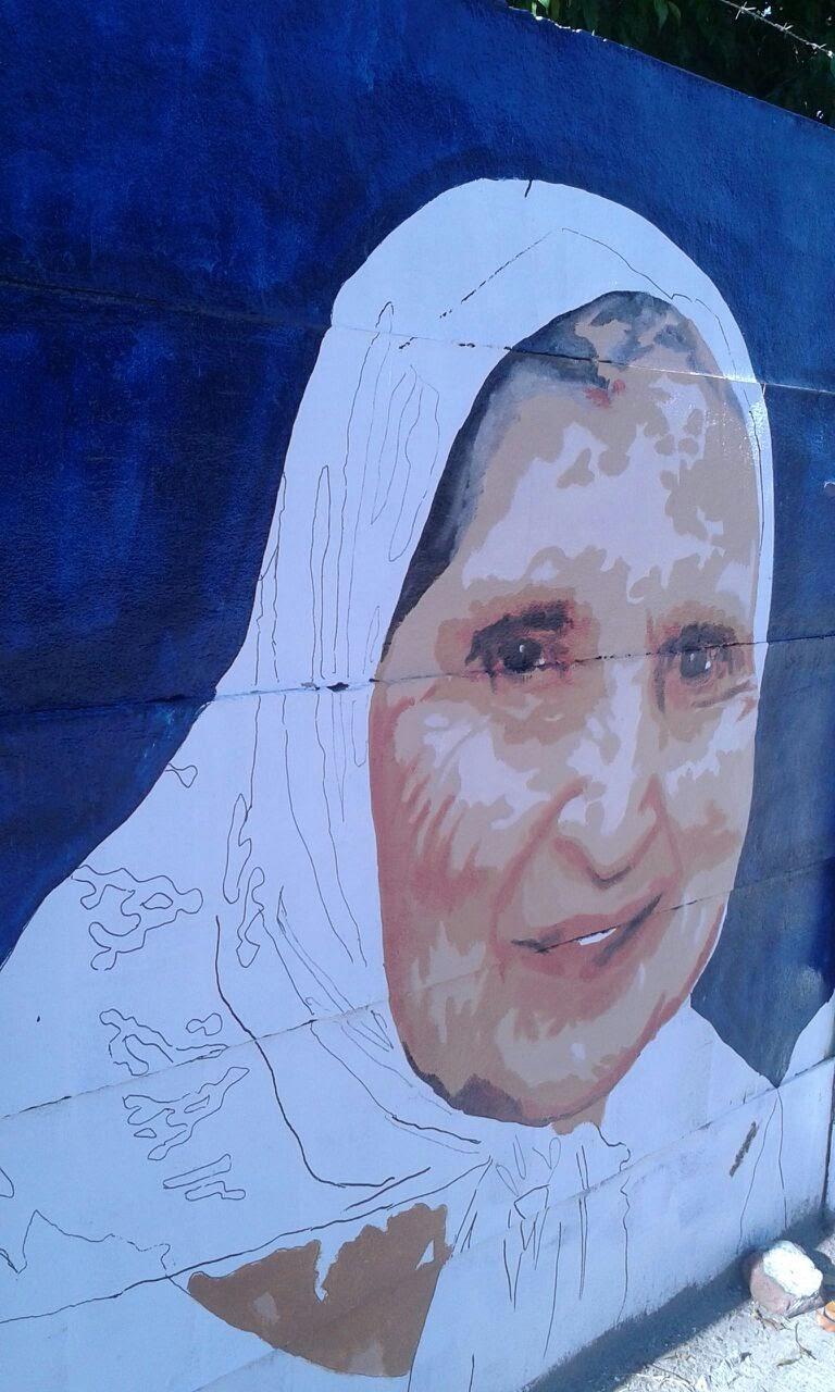 Mural en homenaje a las Madres de Plaza de Mayo 2 - Mural en homenaje a las Madres de Plaza de Mayo
