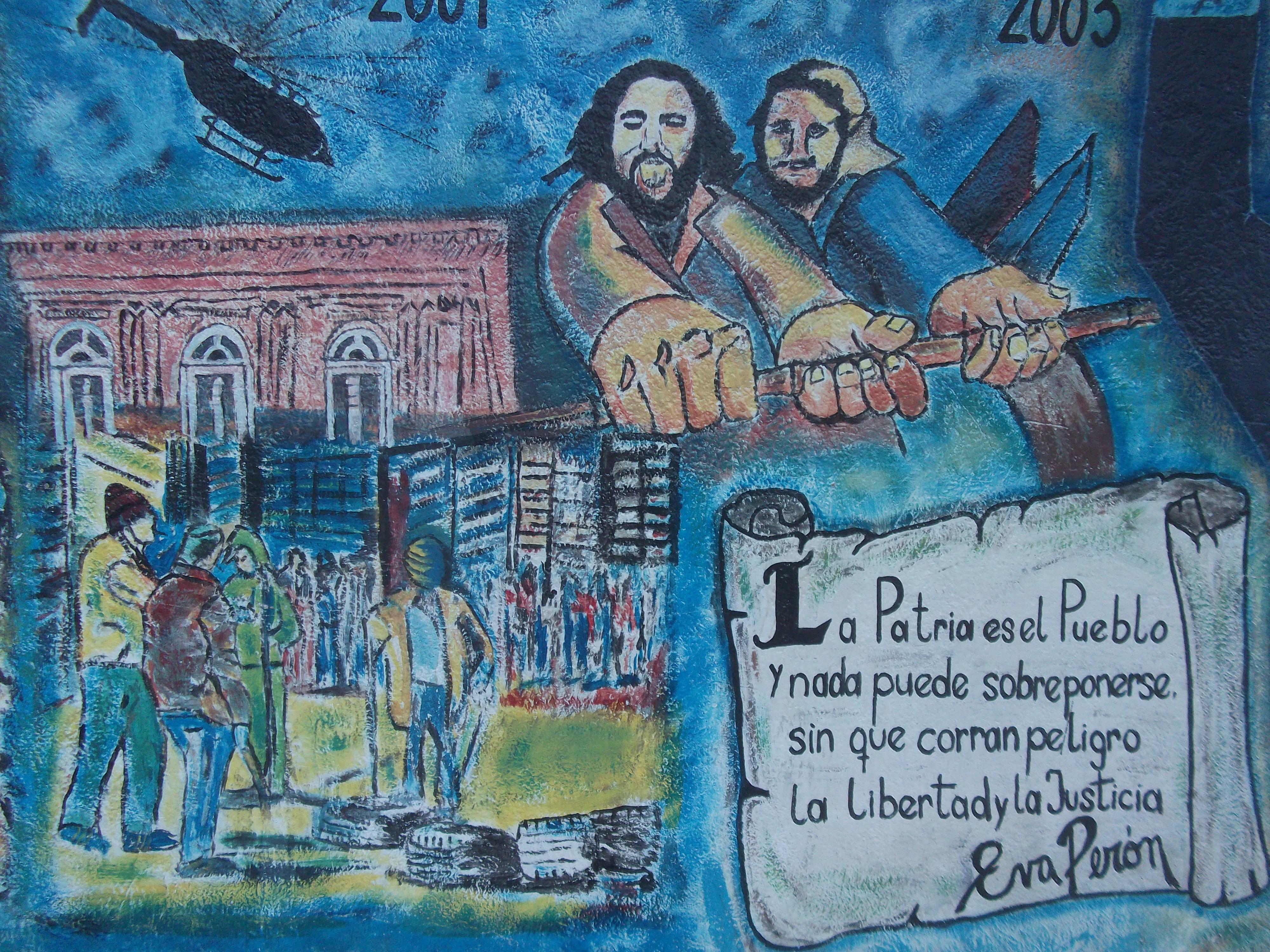 mural - Mural en Av. Gral. Lacarra al 1500