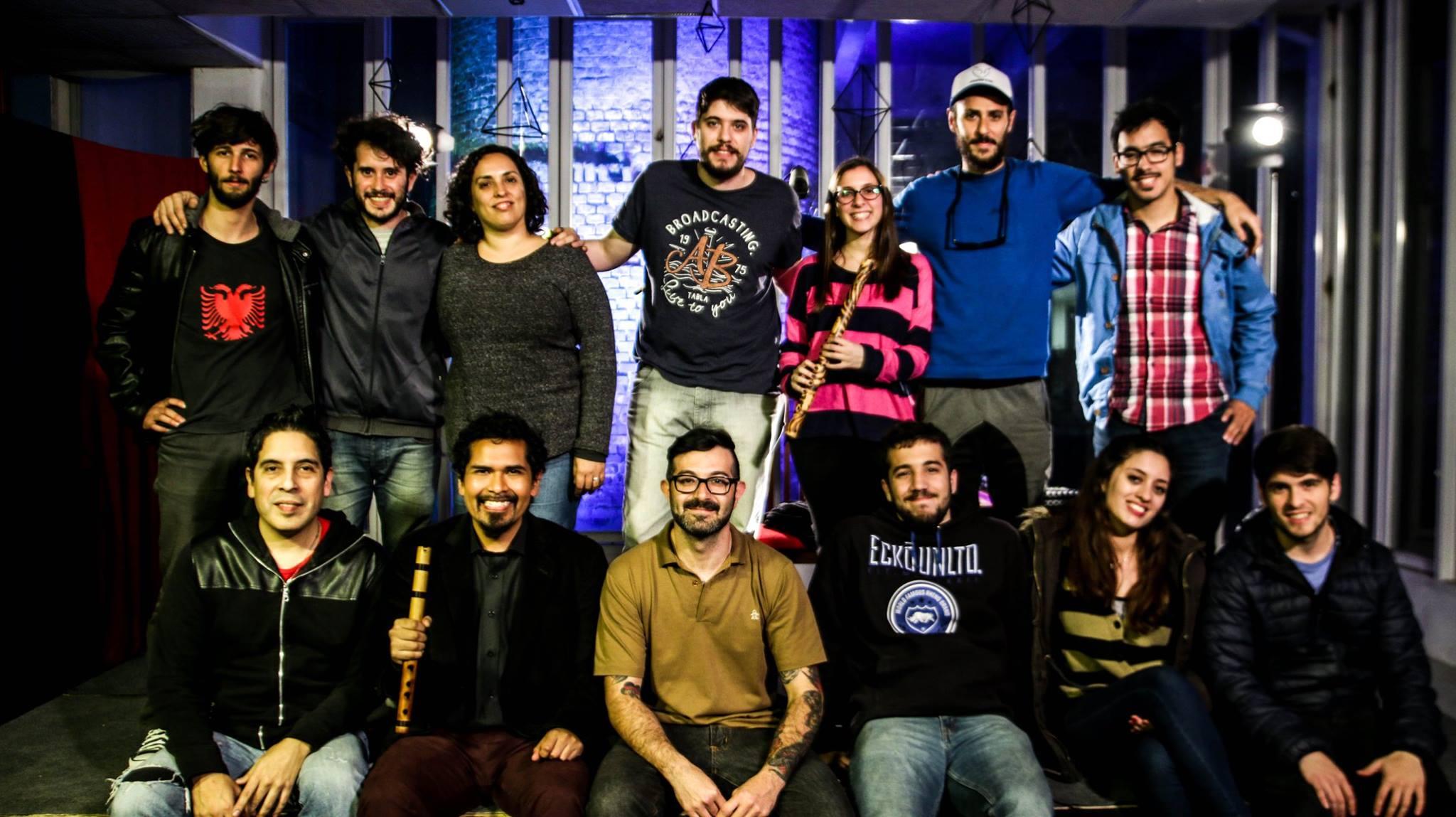 La Chimenea 2 - Ciclo de música y audiovisual