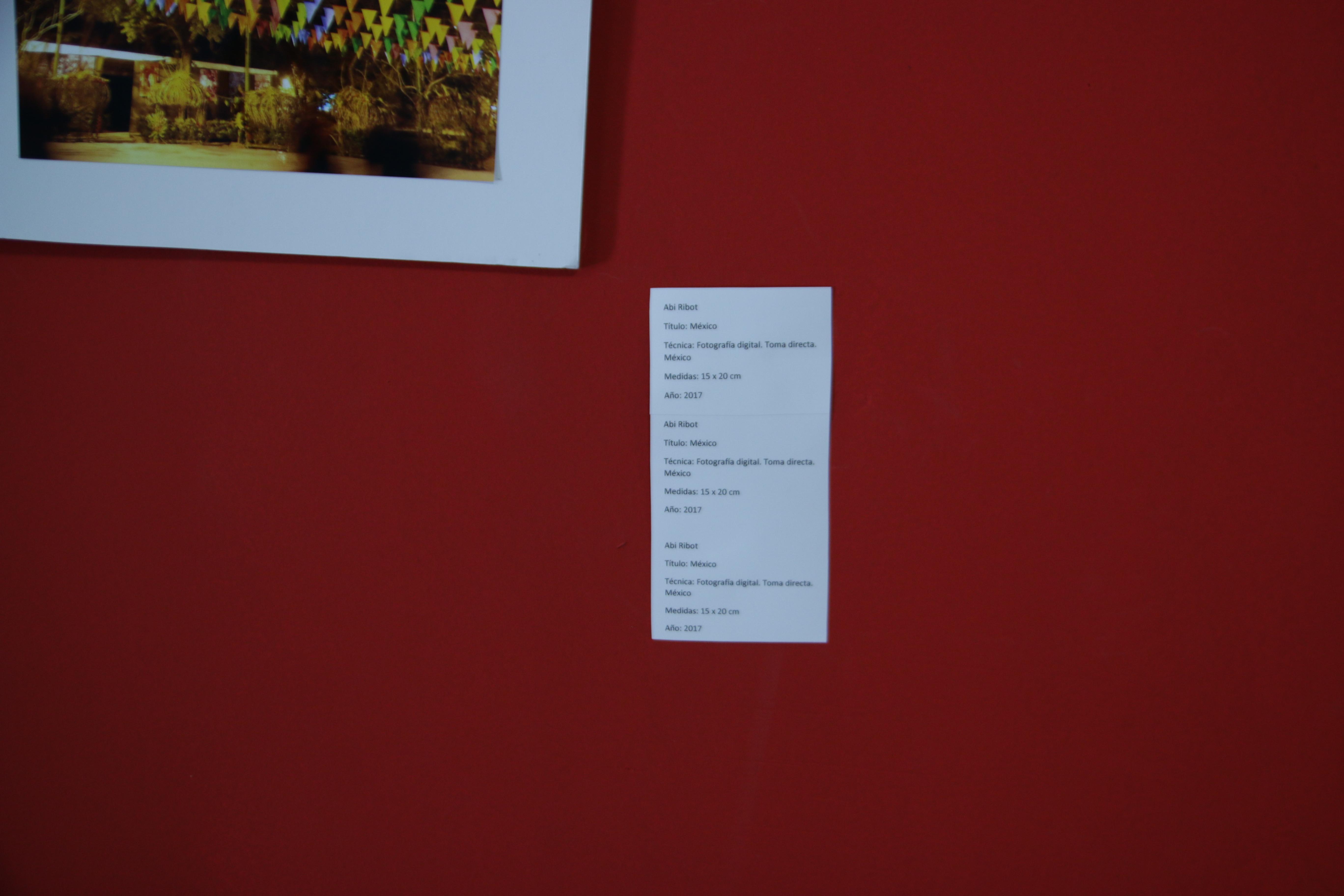 Foto muestra *6 - Del imaginario a Undav, primera muestra colectiva de artistas estudiantes