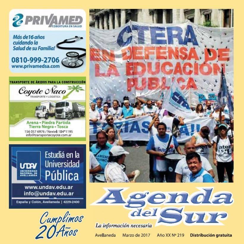 Foto de Agenda del sur - Política del Sur