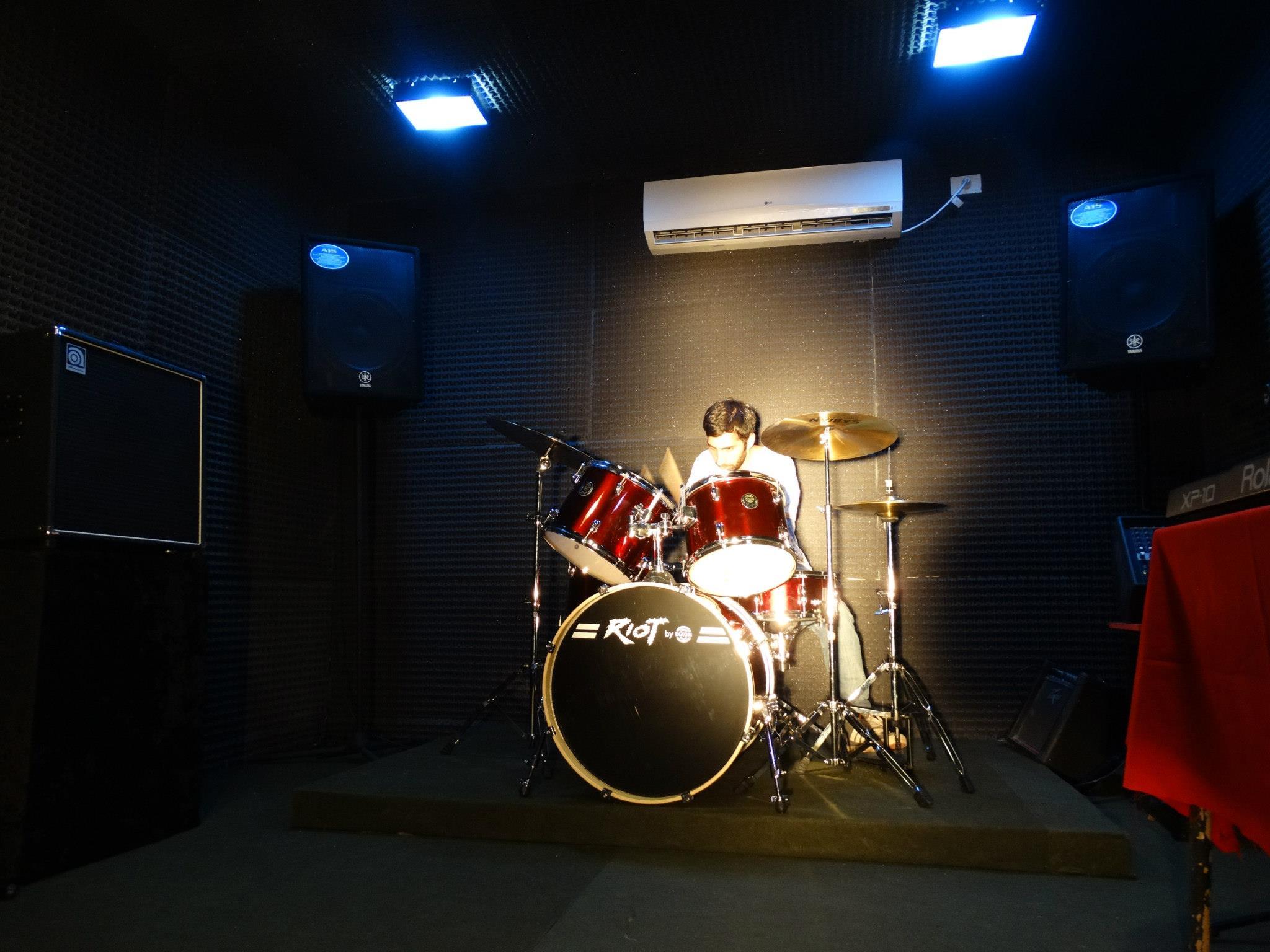 Sala Luis Alberto Spinetta - Sala de ensayo