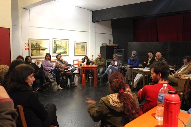 Encuentro - Organización Estesur Teatral