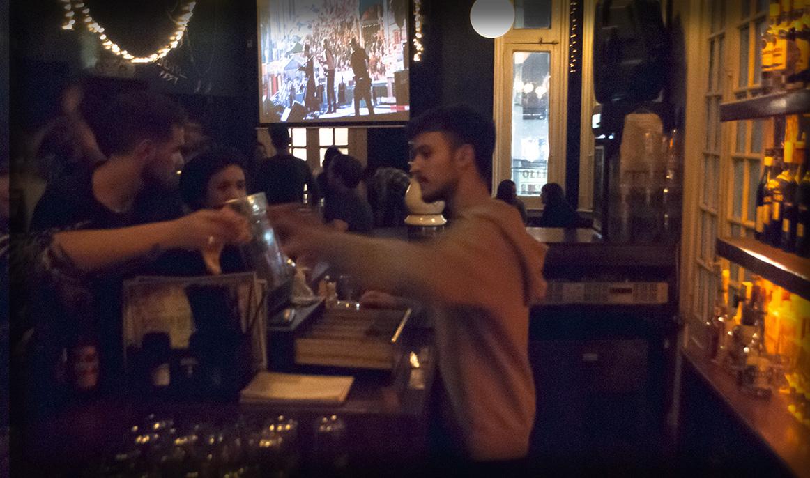 Bar Mutar - Mutar Bar